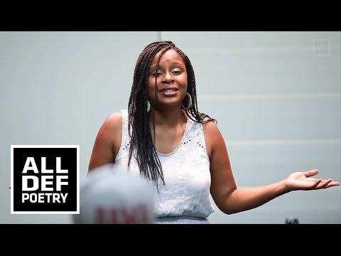 "Ajanae Dawkins - ""Viola Davis"" | All Def Poetry x Da Poetry Lounge"