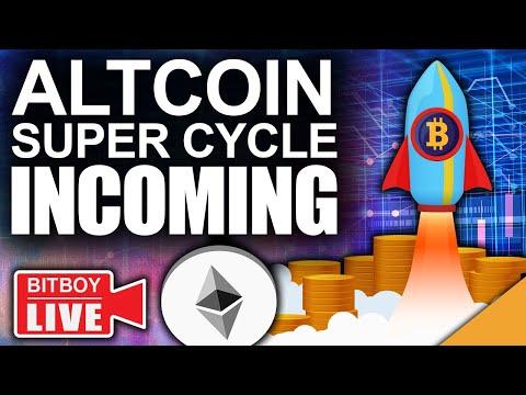 Ethereum Finally Decoupling Bitcoin (2021 Altcoin Super Cycle Upon Us)