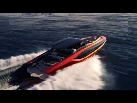 Introducing the phenomenal Tecnomar for Lamborghini 63