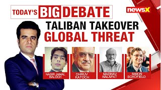 Taliban Takeover Global Threat   India's Interests are Vital   NewsX - NEWSXLIVE