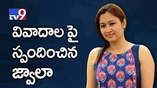 Jwala Gutta talks about controversies around her life-Exclusive