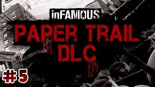 inFamous: Second Son, Paper Trail DLC #5 - Legal Advice