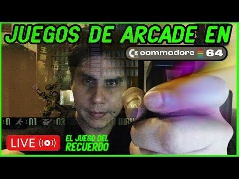 Commodore- JUEGOS DE ARCADE
