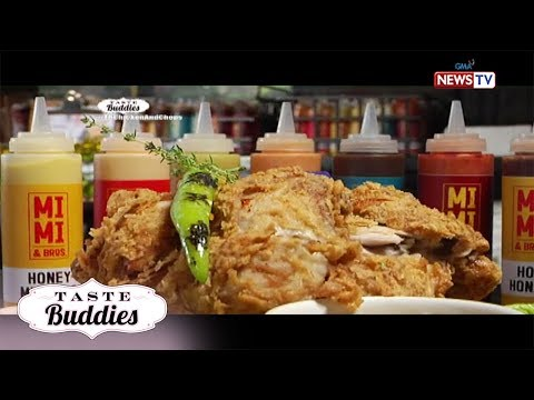 Taste Buddies: Best new fried chicken in the Metro!