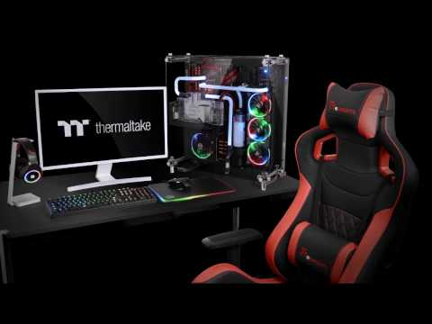 Thermaltake RGB Family – Color Up Your Life!