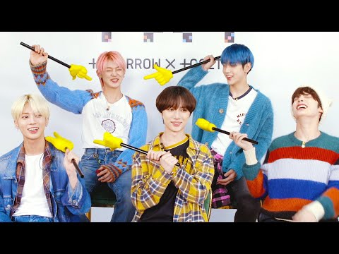 TXT Plays Who's Who