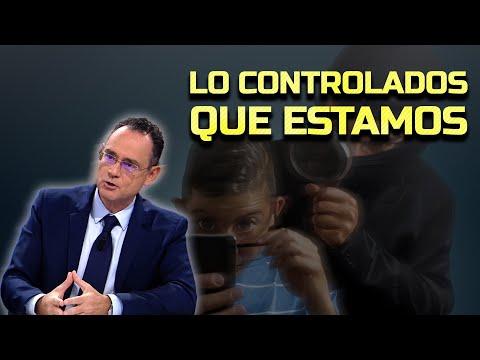 Pedro Baños – Lo controlados que estamos