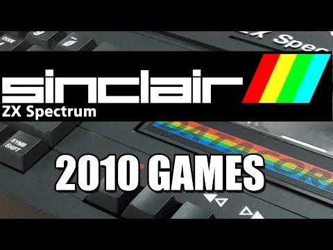 ZX SPECTRUM:  BEST 2010 GAMES VOL 1