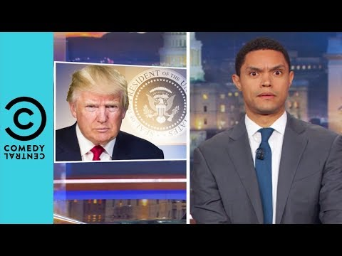 Donald Trump's Suspiciously Clean Bill Of Health | The Daily Show