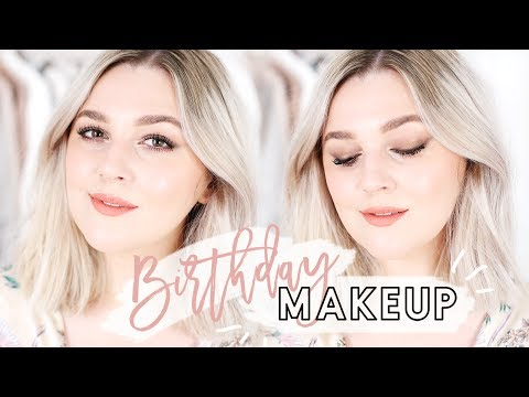 GET READY WITH ME | MY BIRTHDAY MAKEUP TUTORIAL | I Covet Thee
