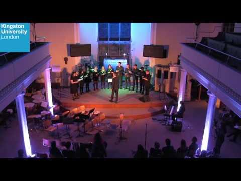 Kingston University Collegiate Music presents the Chamber Choir - Sept 2016