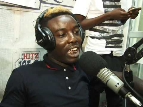 I lost respect for Reggie Rockstone for wearing Adldas -Criss Waddle