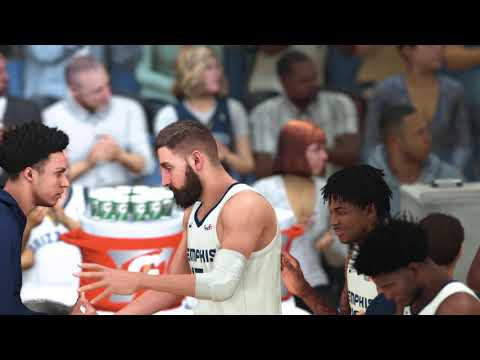 NBA Today   Memphis Grizzlies vs Oklahoma City Thunder   Full Game Highlights   2/17/2021 (NBA 2K21)