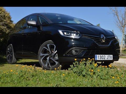 Renault Scénic - Prueba en Portalcoches