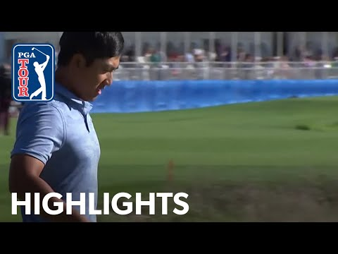 C.T. Pan?s Round 4 highlights from RBC Heritage 2019