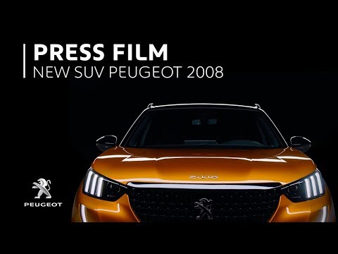 New SUV Peugeot 2008 - Press Film