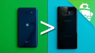 5 Reasons Why The LG V30 is Better Than The Galaxy Note 8