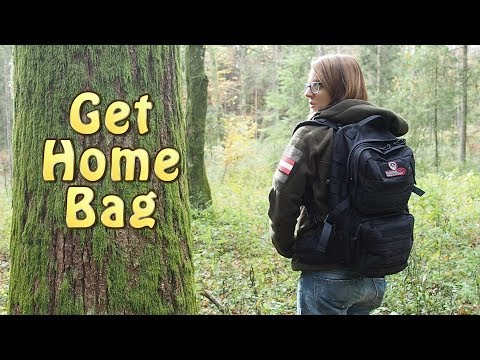 Urban Survival Pack - Get Home Bag