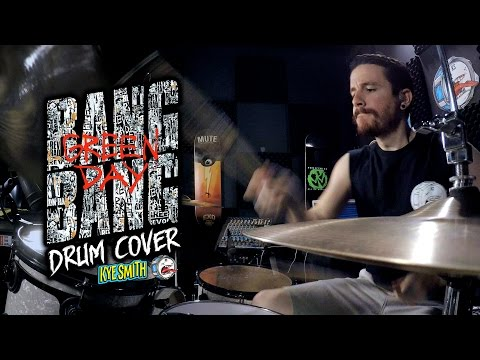 connectYoutube - Green Day - Bang Bang (Drum Cover) - Kye Smith [4K]