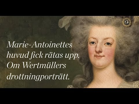 Wertmüllers drottningporträtt