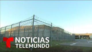 Video exclusivo revela condiciones insalubres de un centro de detención   Noticias Telemundo