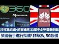 涉共軍組織、迫害維族 33家中企列美新制裁|英國著手進行採購「非華為」5G設備|午間新聞【2020年6月4日】|新唐人亞太電視