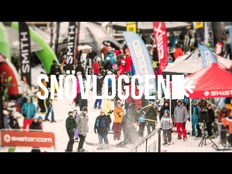 Ski Test Weekends l SNÖVLOGG 04