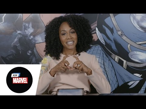 Ask Marvel: Simone Missick from Marvel's Luke Cage