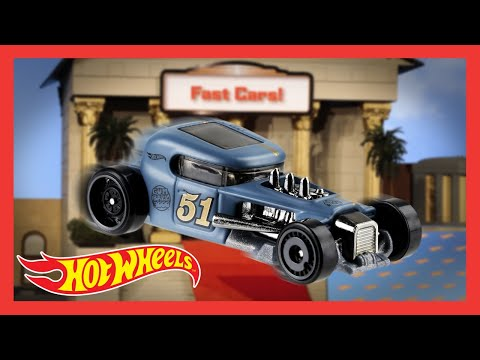 RACE TO THE RED CARPET | Hot Wheels