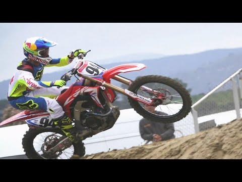 Ken Roczen X Supreme | TransWorld Motocross