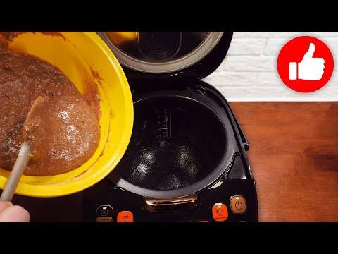 Вкуснее любой выпечки! Просто ОБЪЕДЕНИЕ за копейки! Кекс с орехами в мультиварке!