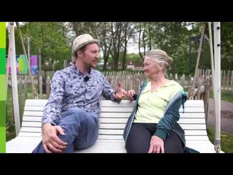 Kollegor berättar - Alfred Nerhagen om att odla en plats för alla