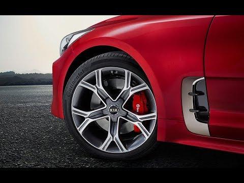 Essai Kia Stinger GT, l'incroyable berline sportive de Kia