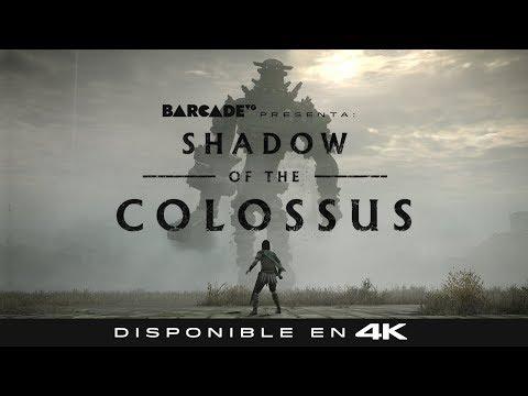 ¿Qué tal se ve SHADOW OF THE COLOSSUS en 4K?