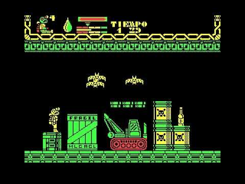 Nuclear Bowls - PC DOS (Zigurat/Diabolic 1986-1990)