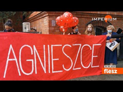 Flesz Gliwice / Protest w imię sprawiedliwości