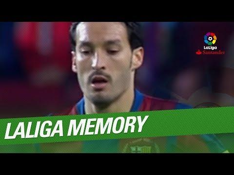 LaLiga Memory: Gianluca Zambrotta Best Goals and Skills