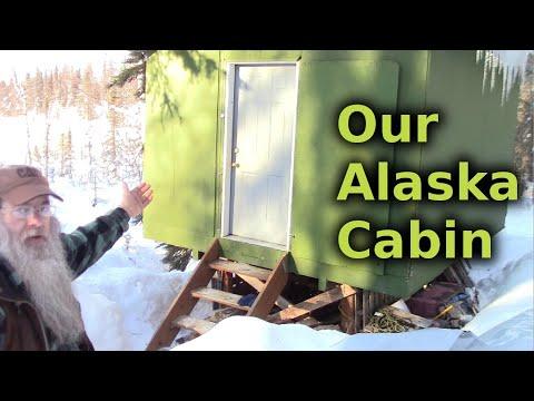 At Our Remote Alaska Cabin