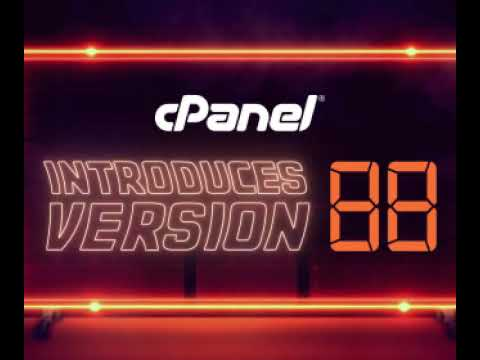 cPanel V88 CURRENT