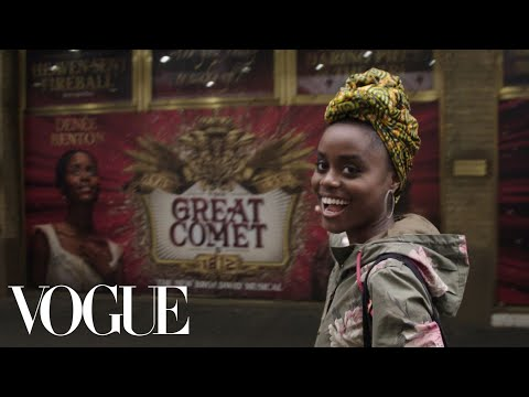 24 Hours With Broadway Actress Denée Benton
