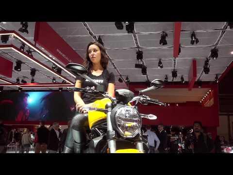 Motosx1000: Eicma 2017 Novedades Ducati