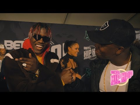 connectYoutube - BET Hip Hop Awards 2017 – Behind The Scenes with BIG SHAQ (Mans Not Hot)