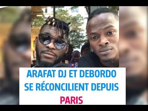 DJ Arafat et Debordo se sont réconciliés.