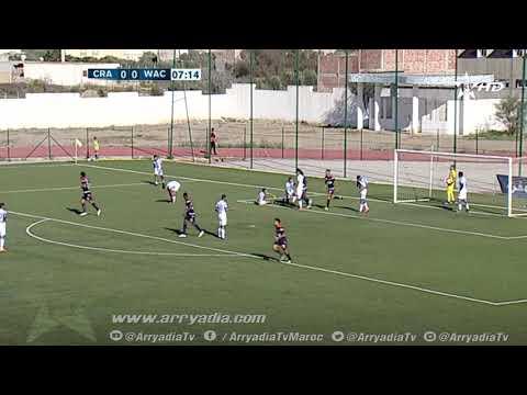شباب الريف الحسيمي 0-1 الوداد البيضاوي هدف مدافع الحسيمة ضد مرماه