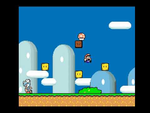 Super Mario World (MSX2)