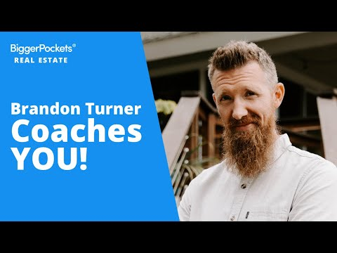 3 Live Real Estate Coaching Calls with Brandon Turner