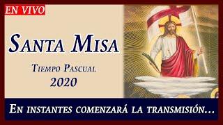 ????DOMINGO VI del Tiempo Pascual • 17/05/2020 • SANTA MISA EN VIVO • Heraldos Paraguay