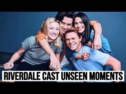 connectYoutube - Riverdale Cast | Unseen Moments
