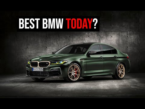 2021 BMW M5 CS - EXCLUSIVE FIRST LOOK