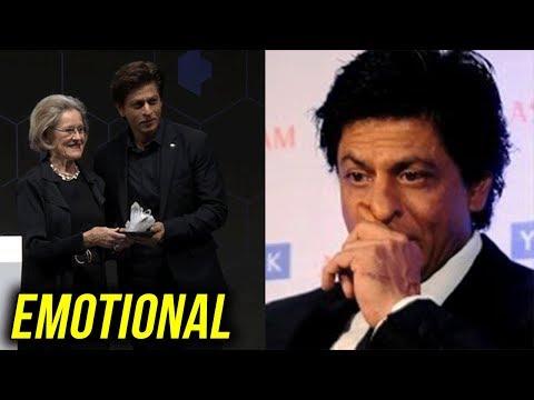 Shah Rukh Khan SPEECH gets Twitter EMOTIONAL | Davos Speech| Fans REACT